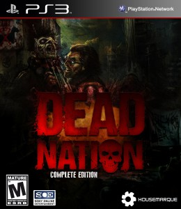 Dead Nation - cover