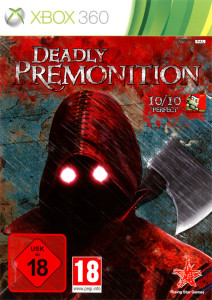 Deadly Premonition - cover