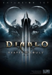 Diablo III - Reaper of Souls - cover