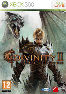 Divinity II - cover