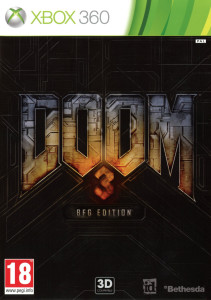 Doom 3 BFG Edition - cover