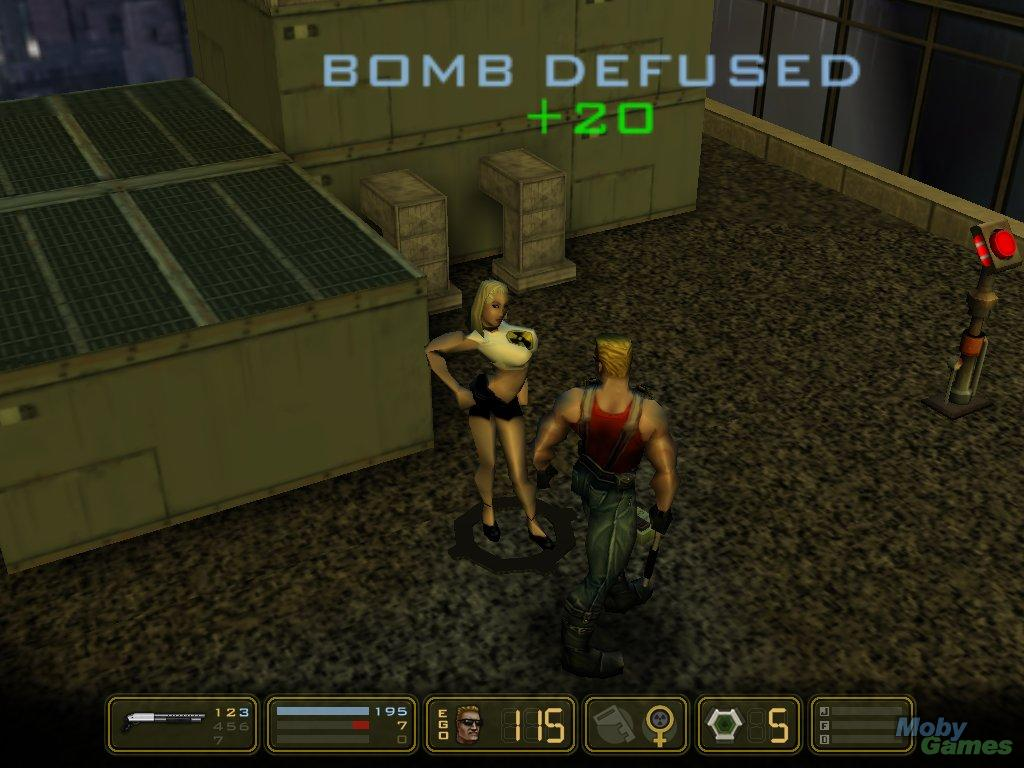 Duke Nukem : Manhattan Project