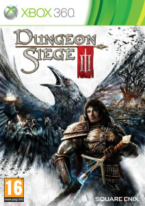 Dungeon Siege III - cover