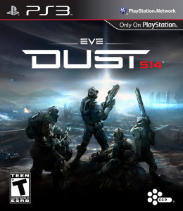 Dust 514 - cover