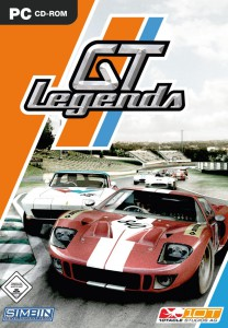 GT Legends - cover