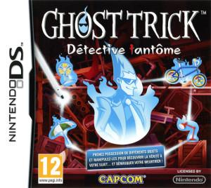 Ghost Trick - Phantom Detective - cover