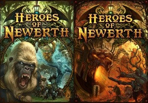 Heroes of Newerth - cover