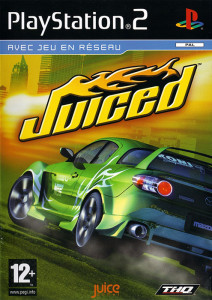 Juiced - cover