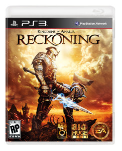 Kingdoms of Amalur - Reckoning - cover