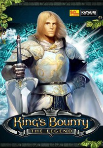 King's Bounty - The Legend - cover