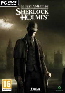 Le Testament de Sherlock Holmes - cover