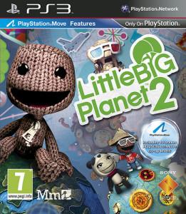 LittleBigPlanet 2 - cover