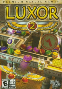 Luxor 2 - cover