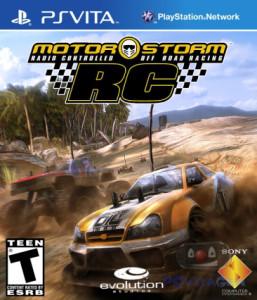 MotorStorm RC - cover