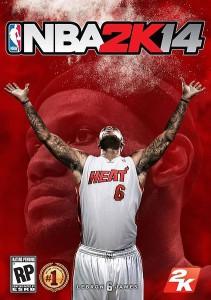 NBA 2K14 - cover