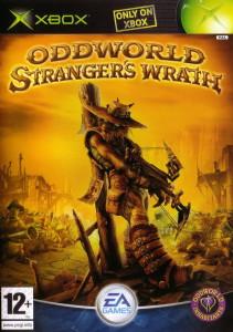 Oddworld - Stranger's Wrath - cover