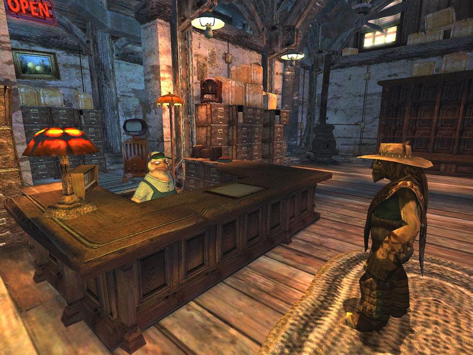 Oddworld : Stranger's Wrath
