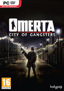 Omerta – City of Gangsters - cover