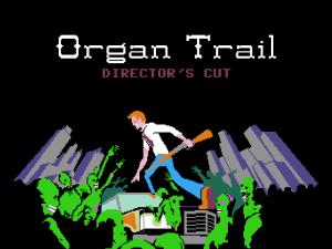 Organ Trail - logo