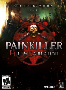 Painkiller - Hell & Damnation - cover