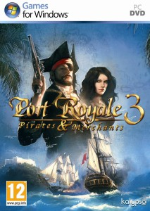 Port Royale 3 - Pirates & Merchants - cover