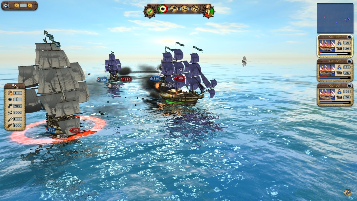 Port Royale 3 : Pirates & Merchants