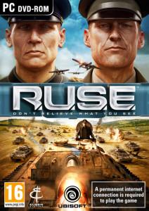 R.U.S.E - cover
