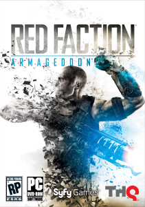 Red Faction - Armageddon - cover
