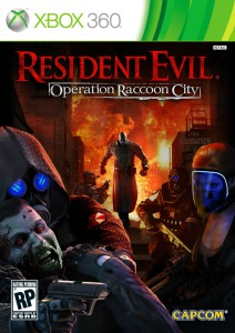 Resident Evil - Operation Raccoon City - cover