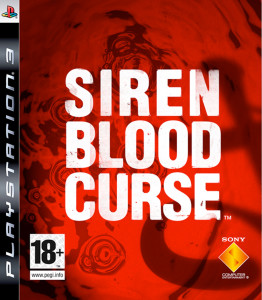 Siren - Blood Curse - cover