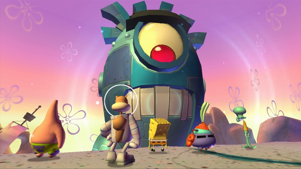 SpongeBob SquarePants : Plankton's Robotic Revenge