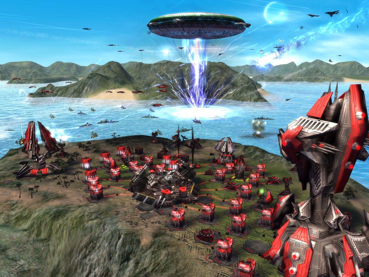 Supreme Commander : Forged Alliance