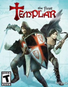 The First Templar - cover