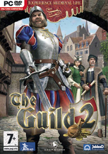 The Guild 2 - cover