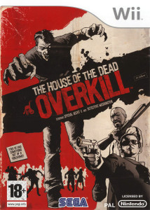 The House of the Dead -  Overkill - cover