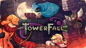 TowerFall - logo