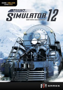 Trainz Simulator 12 - cover