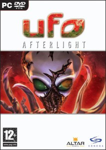 UFO - Afterlight - cover