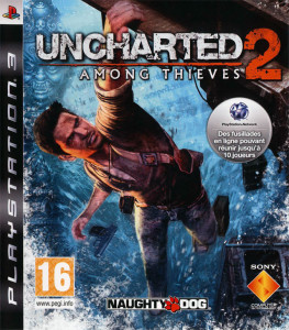 Uncharted 2 - Among Thieves - cover