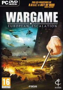 Wargame - European Escalation - cover