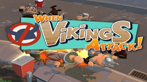 When Vikings Attack! - logo