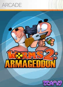 Worms 2 - Armageddon - cover