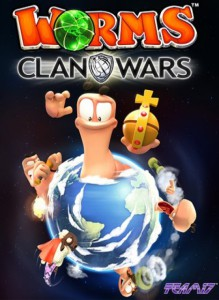 Worms - Clan Wars - cover