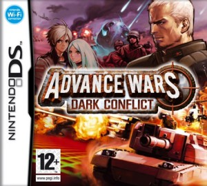 Advance Wars - Dark Conflict - cover