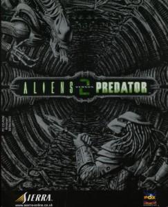 Aliens versus Predator 2 - cover