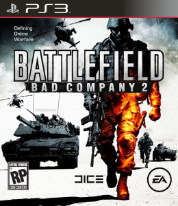 Battlefield - Bad Company 2 - cover