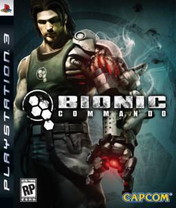 Bionic Commando - cover