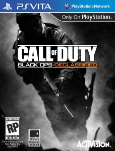 Call of Duty - Black Ops – Declassified - cover