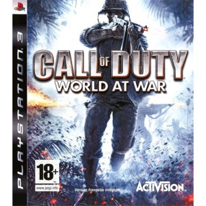 Call of Duty - World at War - cover