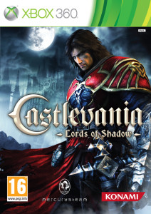 Castlevania - Lords of Shadow - cover